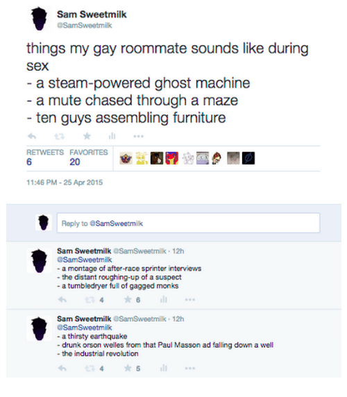 Roomate sex sounds