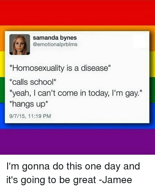 Is homosexuality considered a disease