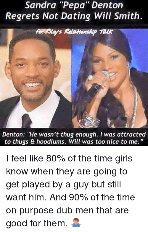 Sandra Pepa Denton Regrets Not Dating Will Smith Denton He