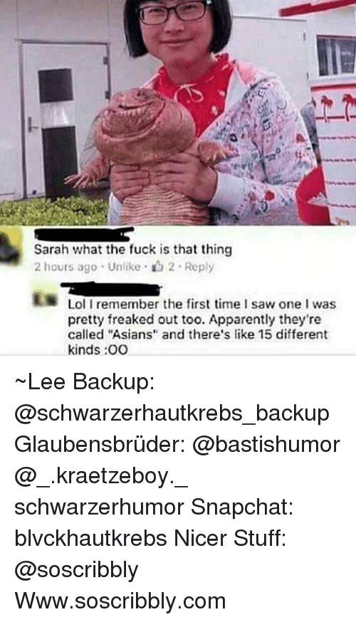 sarah what the fuck is that thing 2 hours ago 25533743 ✅ 25 best memes about thing 2 thing 2 memes