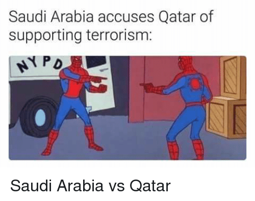 Qatar, Saudi Arabia, and Terrorism: Saudi Arabia accuses Qatar of  supporting terrorism: Saudi Arabia vs Qatar