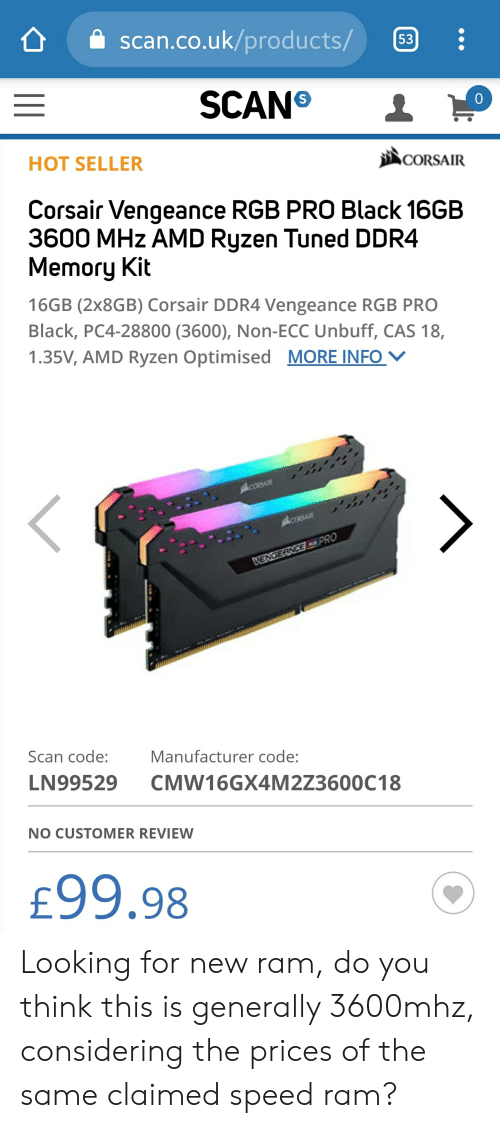Scancoukproducts |53 SCAN® HOT SELLER CORSAIR Corsair