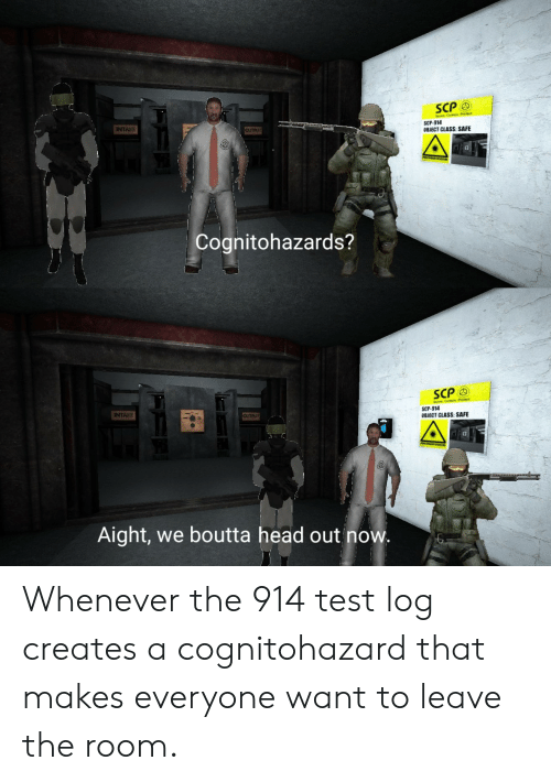 SCP INTASE SCP-914 0BJECT CLASS SAFE OUTPUT Cognitohazards