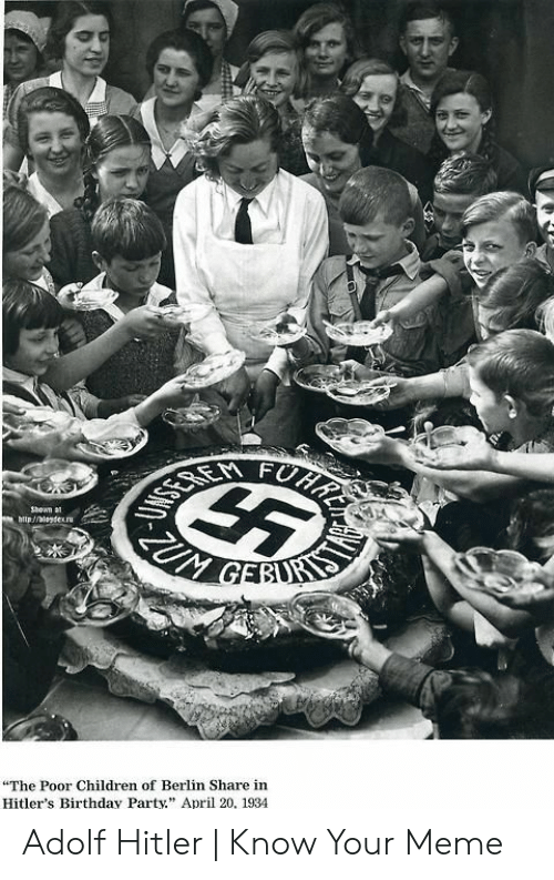 Fantastic Se Um Shown At Plesdex The Poor Children Of Berlin Share In Funny Birthday Cards Online Inifofree Goldxyz