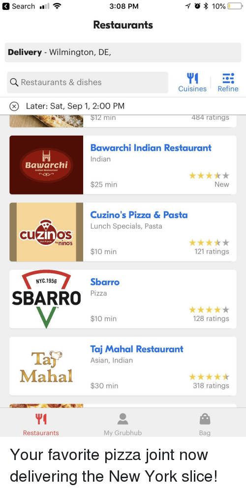 Asian New York And Pizza Search 3 08 Pm Restaurants Delivery