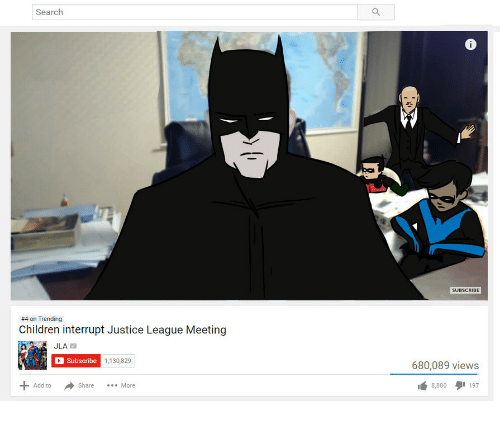 Search Bat Subscribe 4 On Trending Children Interrupt Justice