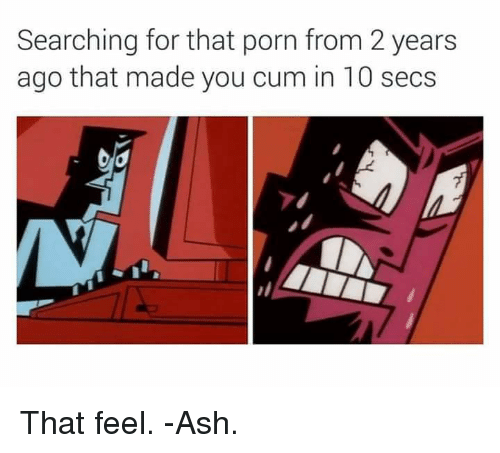 Searching for porn