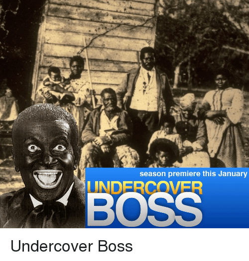 Season Premiere This January Boss Undercover Boss Undercover Boss