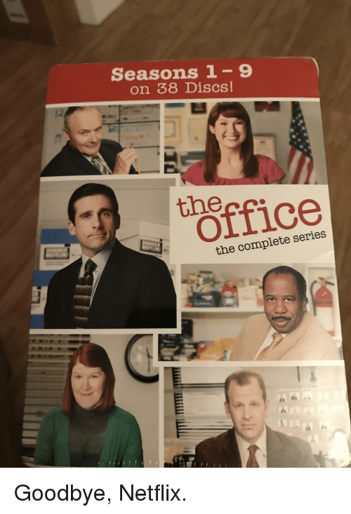 Discs The Office Complete Series