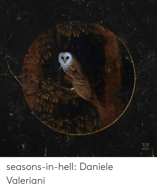 Tumblr, Blog, and Hell: seasons-in-hell:  Daniele Valeriani