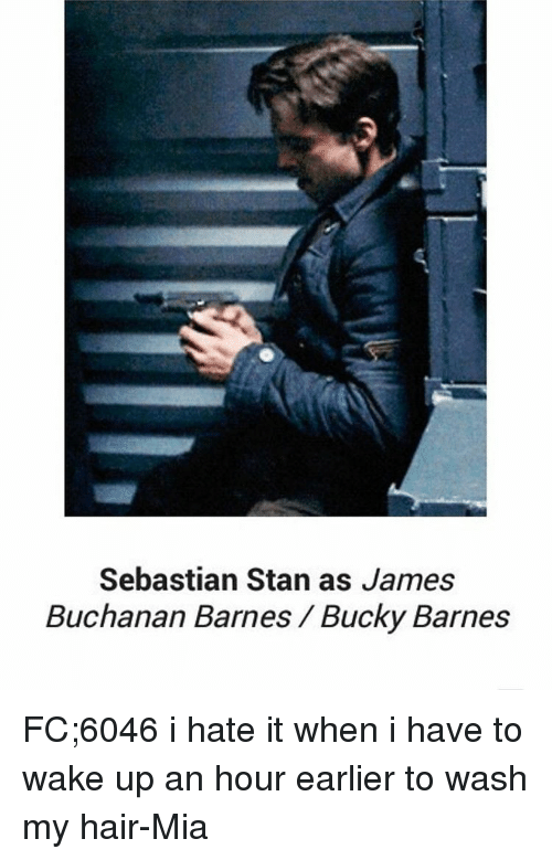 Search bucky barnes Memes on SIZZLE