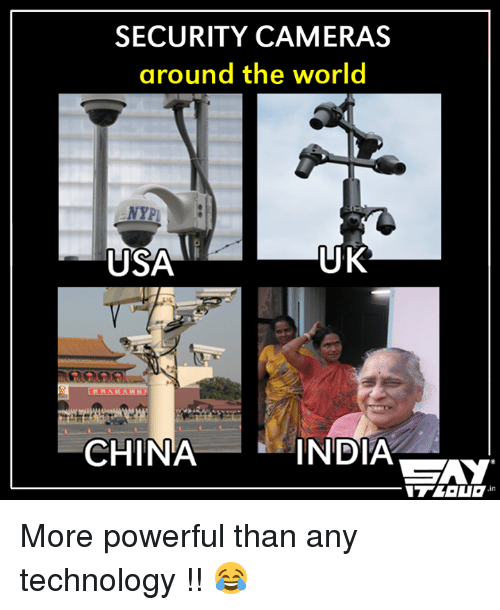 security cameras around the world usa uk china india more 11232174 ✅ 25 best memes about security cameras security cameras memes,Camera Meme