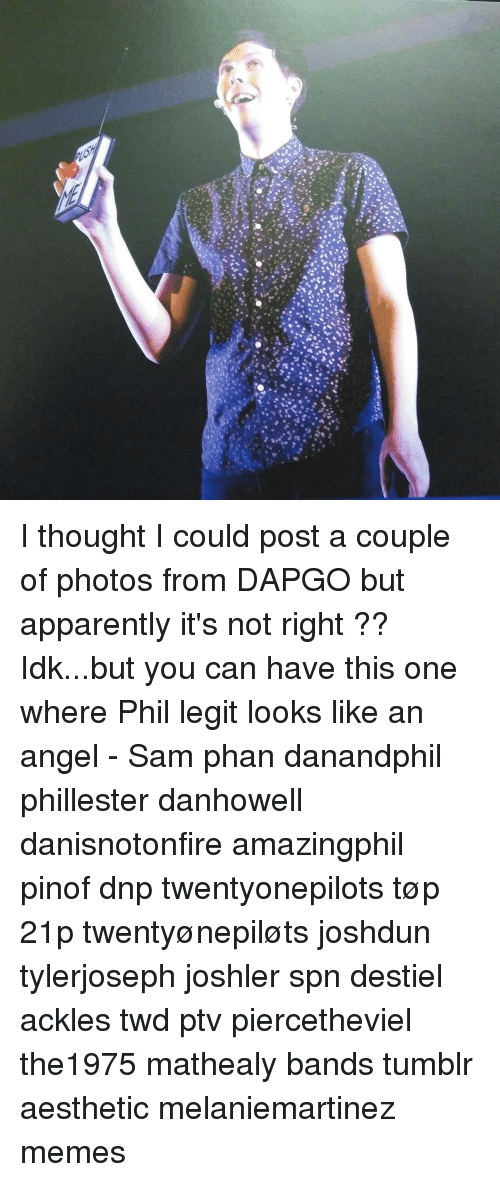Sed O I Thought I Could Post a Couple of Photos From DAPGO but
