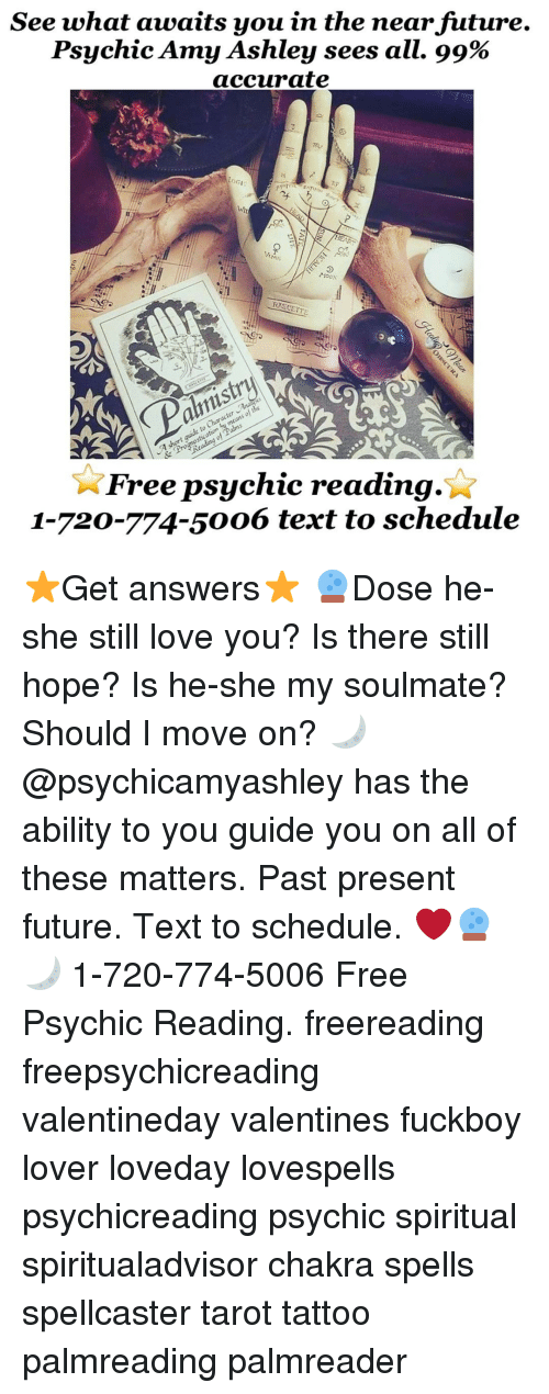 See What Awaits You in the Near Future Psychic Amy Ashley Sees All