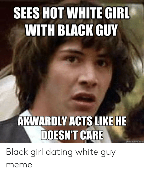 Dating en hot black guy