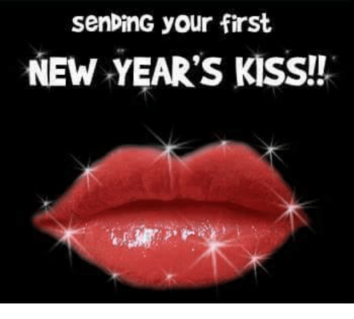 sending your first new years kiss 10309041 sending your first new years kiss! meme on me me