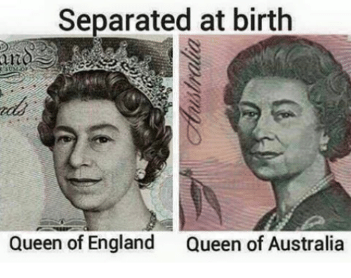 separated at birth queen of england queen of australia 7706129 separated at birth queen of england queen of australia england