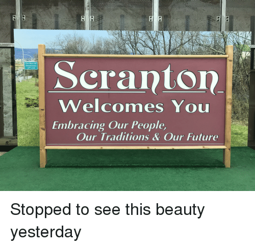 Seranton the Mall at Steamtown LEFT LAN Welcomes You