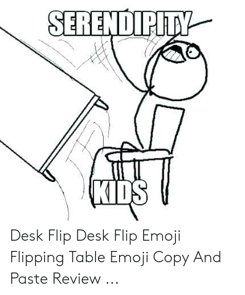 🔥 25+ Best Memes About Flipping Table Emoji | Flipping Table Emoji
