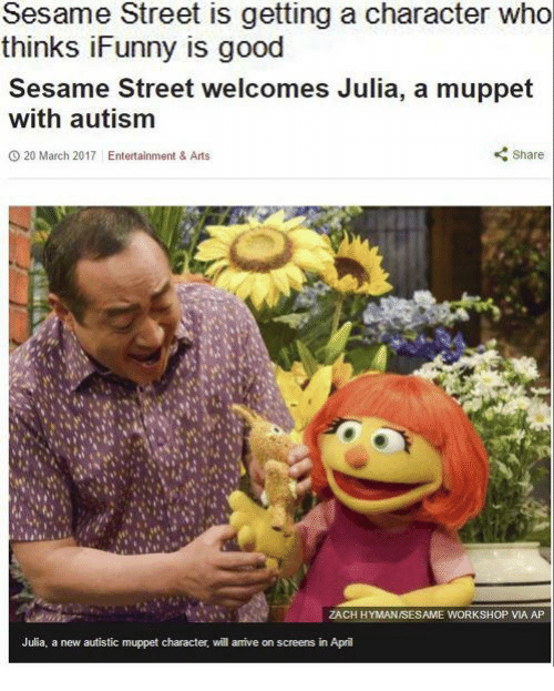 Funny Muppet Meme: Sesame Street Is Getting A Character Who Thinks Funny Is