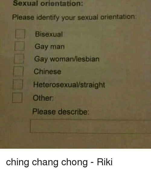How to know your sexual orientation