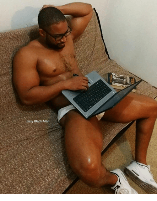 Memes, Sexy, and Black: Sexy Black Men le