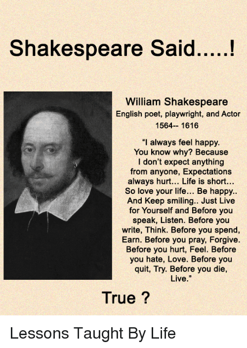 an analysis of the life and work of william shakespeare an english playwright William shakespeare available on shakespeare on the teaching english website which would work well william shakespeare was a poet and a playwright.