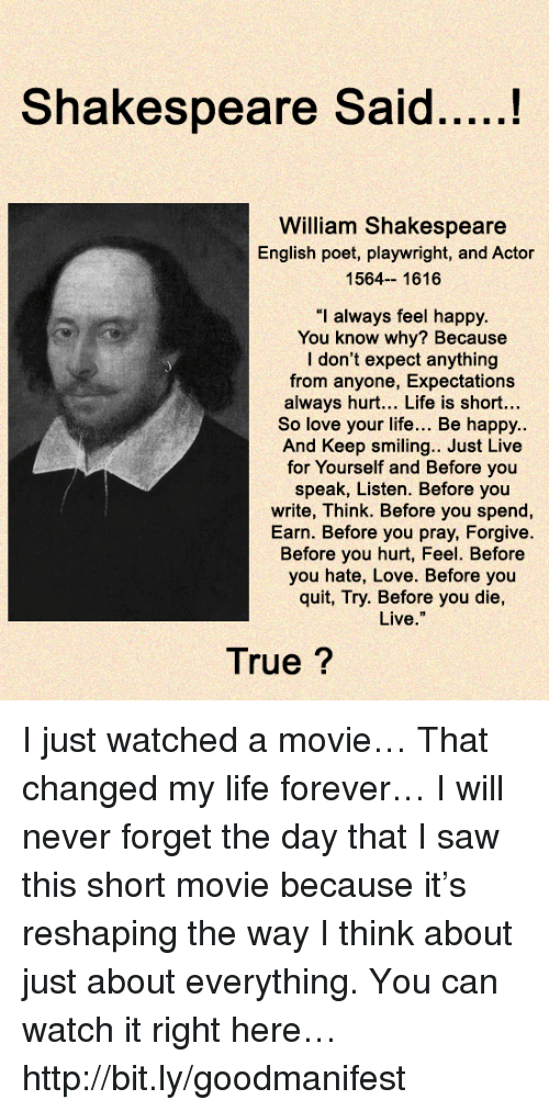 a brief history of william shakespeare the english playwright By jerry ferraccio, coordinator, santa fe shakespeare society  hamlet had  appeared on the english stage, according to the playwright thomas nashe,   prepared a 1623 collection called mr william shakespeares comedies, histories ,.