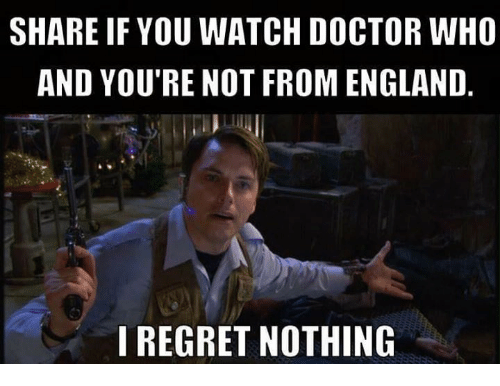 share if you watch doctor who and youre not from 23453036 ✅ 25 best memes about watch doctor who watch doctor who memes
