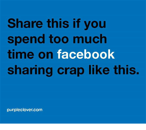 students spend too much on facebook And in comparison, you suddenly realize how much your own life  and as it  turns out, the students who spent more time on facebook and.