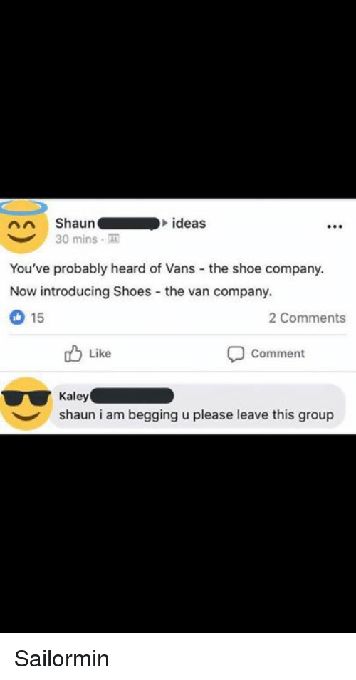 eb1164ded0 Shaunideas 30 Mins N You ve Probably Heard of Vans the Shoe Company ...