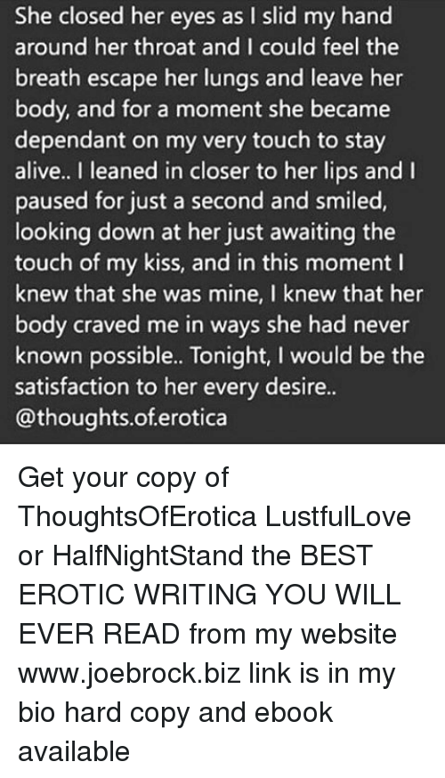 Erotic l message