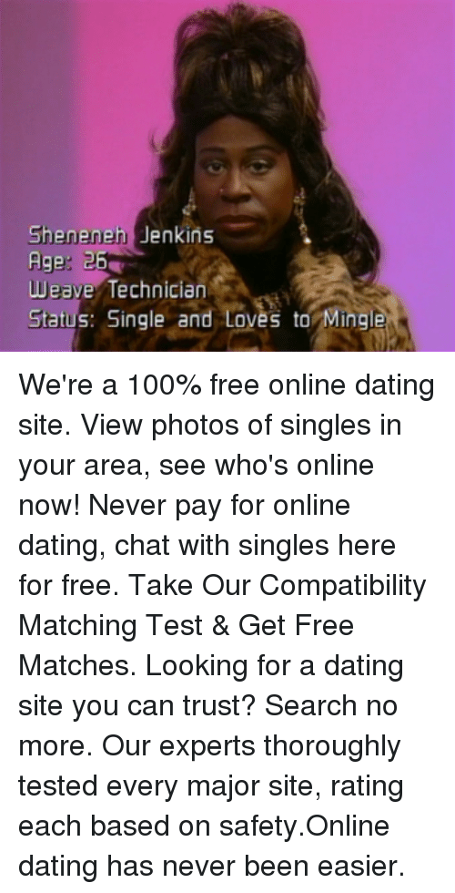 Dating websites in my area