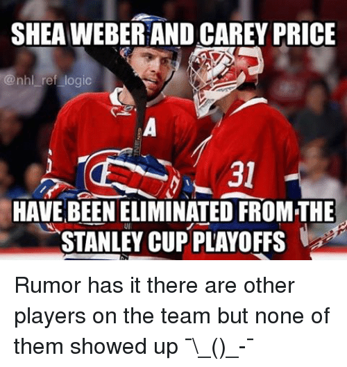 Pricing Meme: 25+ Best Memes About Stanley Cup Playoffs