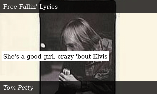 She's a Good Girl Crazy 'Bout Elvis | Donald Trump Meme on ME ME