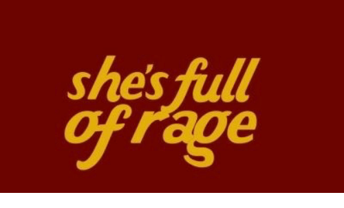 Full and Shes: shes full  oFrage