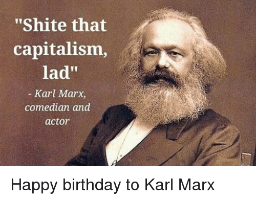 an overview of the life of the greatest thinker and philosopher karl marx