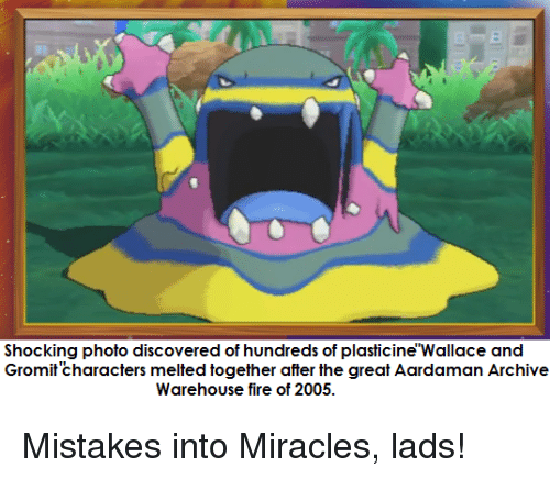 Mistakes Into Miracles