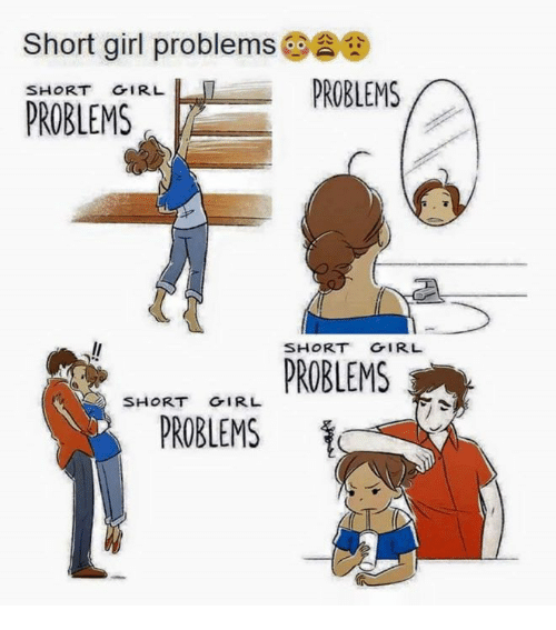 Reasons for dating a short girl