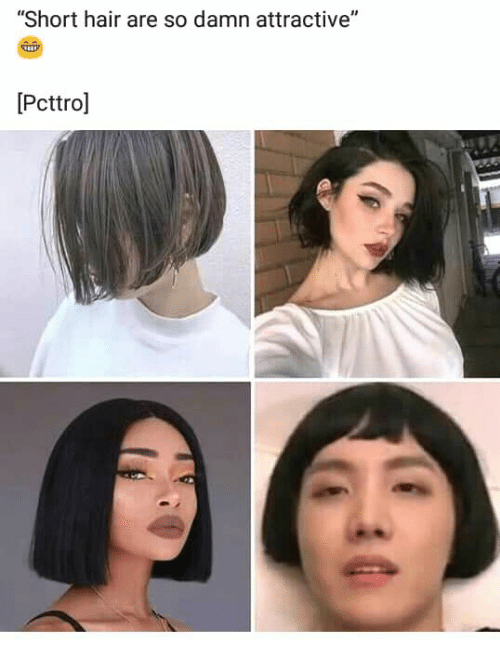 Short Hair Are So Damn Attractive Pcttrol