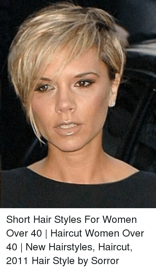 Short Hair Styles For Women Over 40 Haircut Women Over 40 New