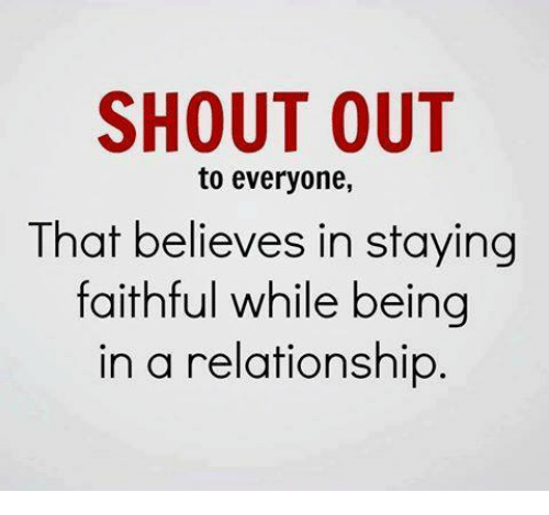 Image result for staying faithful