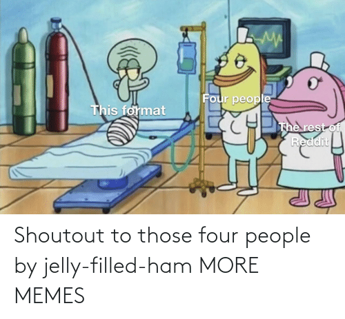 Dank, Memes, and Target: Shoutout to those four people by jelly-filled-ham MORE MEMES