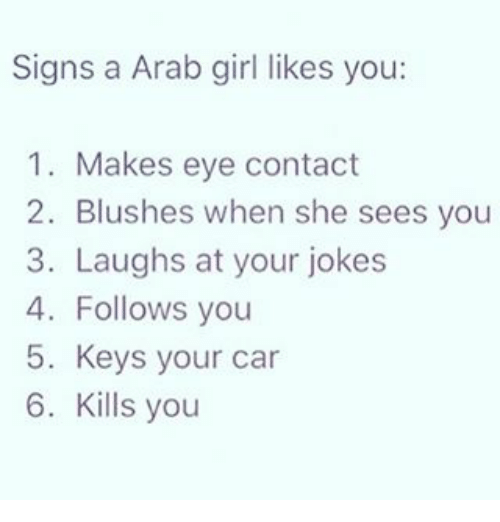5 signs that a girl likes you
