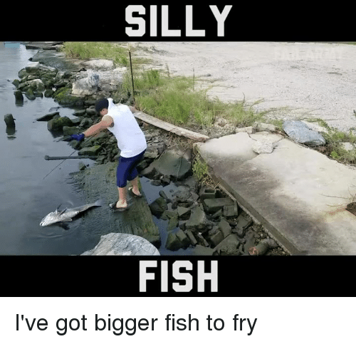 Silly Fish