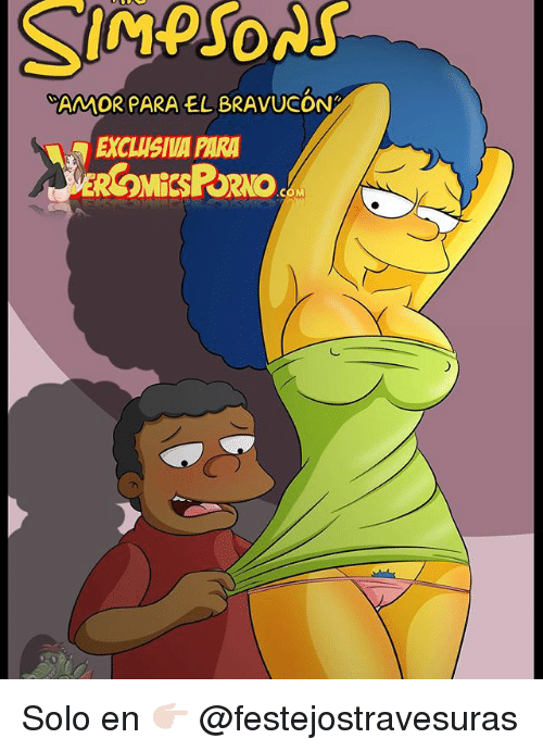 Marge simpson solo hentai
