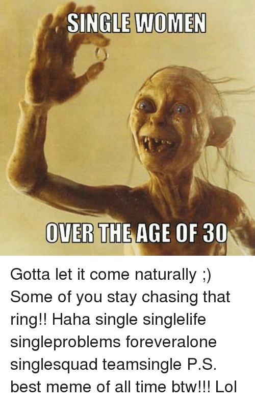 Single over 30 dating