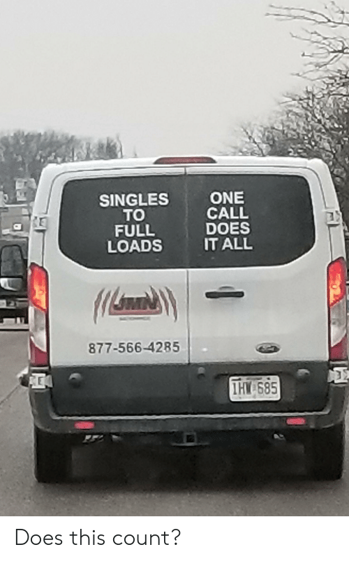 Does singles