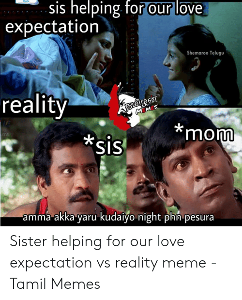 Sis Helping for Our Love Expectation Shemaroo Telugu Reality Mom Mt
