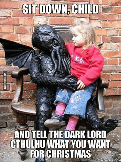The Dark Lord Cthulhu